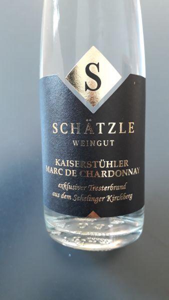 Kaiserstühler Marc de Chardonnay - exklusiv