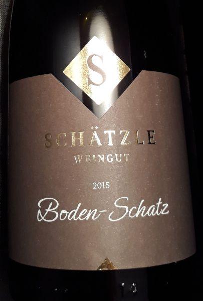 Boden-Schatz 2015 Spätburgunder