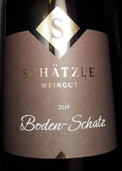 Boden-Schatz 2019 Weißburgunder