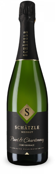 2012 Pinot & Chardonnay ZERO DOSAGE