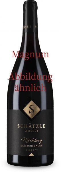 Kirchberg Spätburgunder Réserve Magnum - Weingut Schätzle